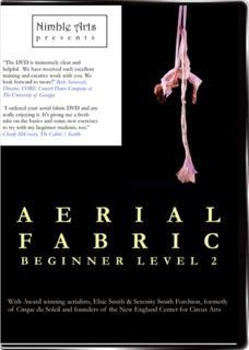 beginning aerial fabric instructional manual