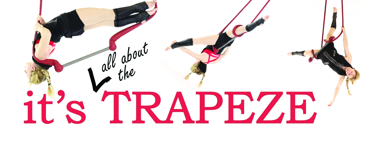 trapeze banner